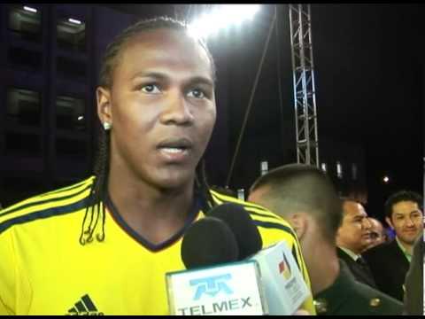 Selección Colombia de mayores invita al Mundial Sub-20 - Hugo Rodallega