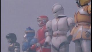 Video Aquitian Rangers' First Megazord Battle MP3, 3GP, MP4, WEBM, AVI, FLV Desember 2018