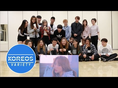 Video [Koreos Variety] EP 24 - EXID 이엑스아이디  Night Rather Than Day 낮보다는 밤 Reaction download in MP3, 3GP, MP4, WEBM, AVI, FLV January 2017