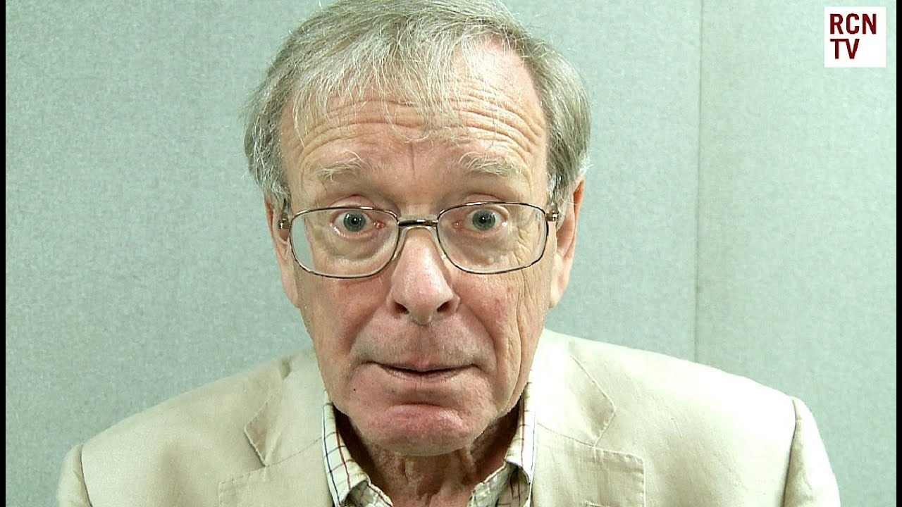 K9's Voice John Leeson Recalls Doctor Who