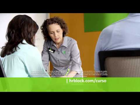 Veronica's curiosity lead her to H&R Block