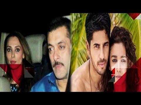 Salman Khan & Iulia's Relation Back On Track | Alia Bhatt Counts Sidha...