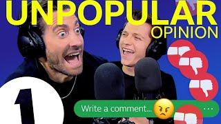 "Video ""Sean Paul is MASSIVELY OVERRATED!"": Tom Holland and Jake Gyllenhaal Unpopular Opinion MP3, 3GP, MP4, WEBM, AVI, FLV Juli 2019"