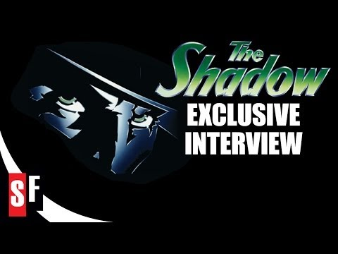 The Shadow (1994) Alec Baldwin, David Koepp, And Penelope Ann Miller Interview HD