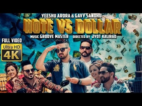 Note Vs Dollar Songs mp3 download and Lyrics