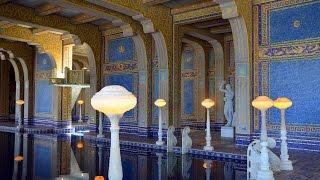 San Simeon (CA) United States  city photos : Hearst Castle, San Simeon,CA, USA 1080p HD