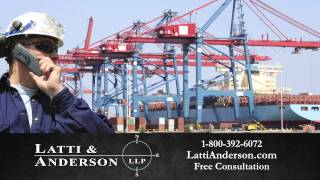What is the Longshore Act? Nationwide Maritime Lawyer Dave Anderson Answers