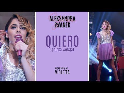 Tekst piosenki Sharon - Chcę (Quiero) po polsku