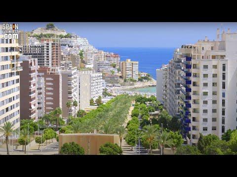 Квартиры в Испании 2021/Недвижимость в Бенидорме/Купить квартиру у моря для отдыха и сдачи в аренду