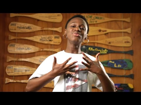 'Happy' by Pharrell Williams performed by Deaf Film Camp at CM7
