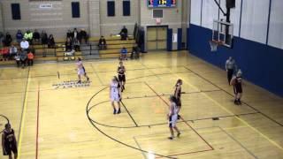 Girl Basketball V. Weymouth