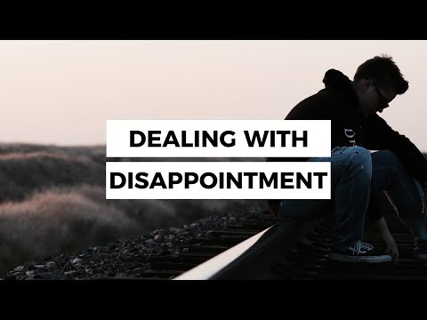 Leadership quotes - How to Deal with Disappointment