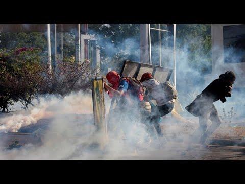 Nicaragua: Tote bei Protesten gegen Rentenreform
