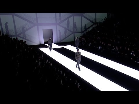 Emporio Armani Fall/Winter 2017 Men's Fashion Show