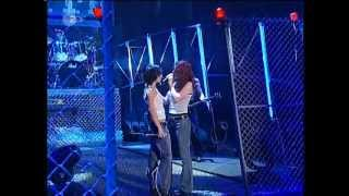 t.A.T.u. - All The Things She Said (Live at Wetten Dass Germany)