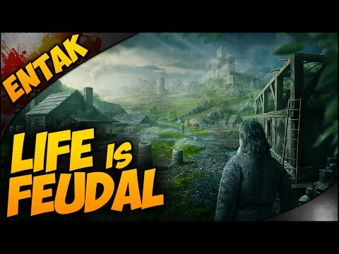 Guide - Life is Feudal ➤ Purchase on steam: http://store.steampowered.com/app/290080 Life is Feudal ➤ Starting Out, Learning The Basics, Basic Guide [#1] Checking out a new game that just hit Steam...