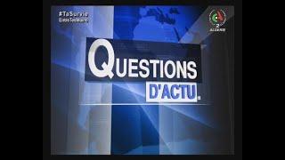 Question D'actu   Émission du 19 Avril 2021