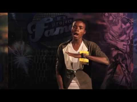 A Funny Version of HALO by Beyonce @Benin Auditions | MTN Project Fame Season 6 Reality Show