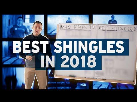 Best Shingles: Malarkey, Certanteed, Atlas and Owens Corning