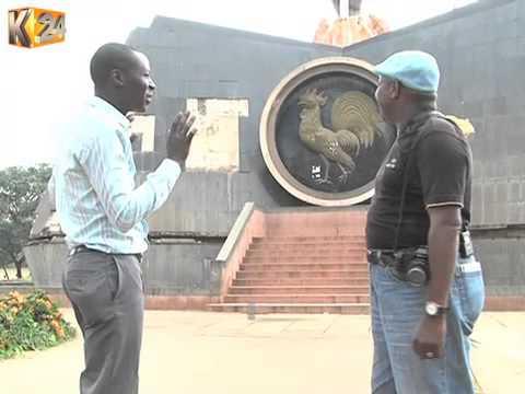 Mnara Wa Baba Moi Umetelekezwa Katika Bustani Ya Central Nairobi