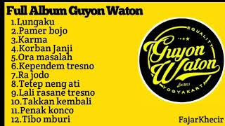 Video Guyon waton full album MP3, 3GP, MP4, WEBM, AVI, FLV September 2019