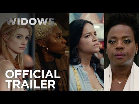 WIDOWS | OFFICIAL HD TRAILER #1 | 2018