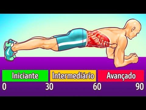 Elimine a gordura abdominal com esses exercícios