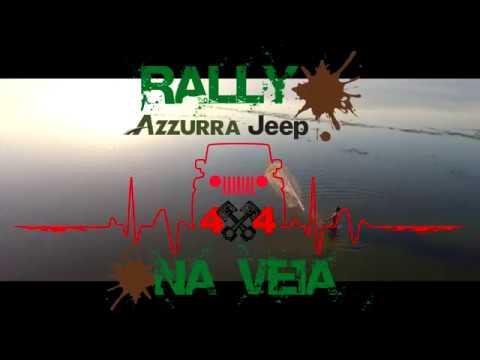 Chama para o Rally Azzurra Jeep em Marica - RJ dia 8/7/17