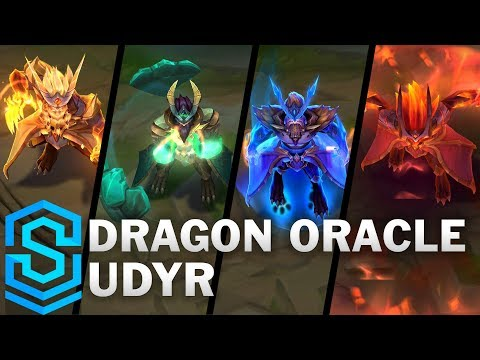 Udyr Long Nhân - Dragon Oracle Udyr