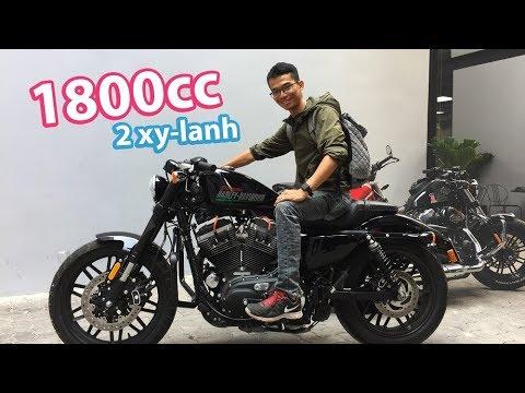 Chạy thử và đánh giá con PKL 1800cc của Harley Davidson - Thời lượng: 15:47.