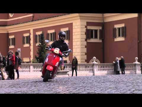 Vídeos Vespa Sprint 125