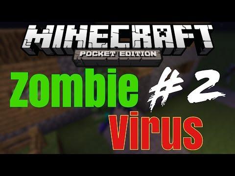 Zombie Virus- MCPE Adventure Map! Episode 2