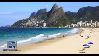 """Find out how to get around, save money and see all the best attractions. Book a Hostel in Rio De Janeiro today: ..."