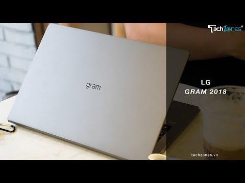 """LG Gram đã trở lại và """"lợi hại"""" hơn xưa với phiên bản 2018"""