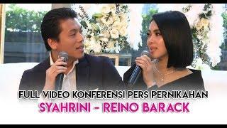 Video Full Video Konferensi Pers Pernikahan Syahrini - Reino Barack MP3, 3GP, MP4, WEBM, AVI, FLV Mei 2019
