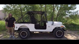 2. Mahindra Roxor Limited Edition Off-road only 'Jeeps' walkthrough and action video.