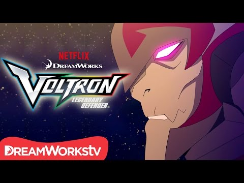 Voltron: Legendary Defender Season 2 (Promo)