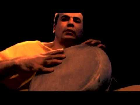 Levent Yildirim darbuka master-jardo