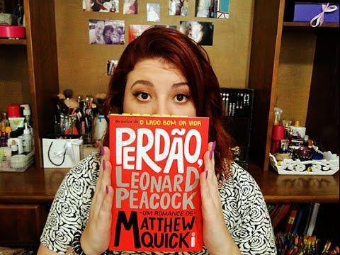 Resenha do Livro: Perdão, Leonard Peacock