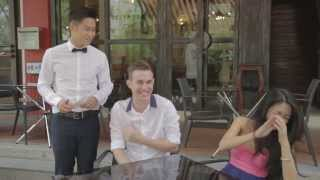 Bloopers: 14 Types of Waiters in Singapore