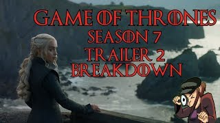Well, HBO released a second Game of Thrones trailer for Season 7, so it's time for another analysis and breakdown! What new things can Calluna discern from ...