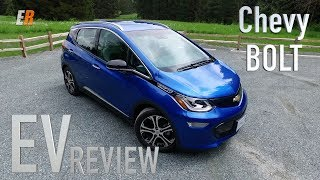 3. 2017 Chevrolet Bolt EV Review - What's it Like Living with it?