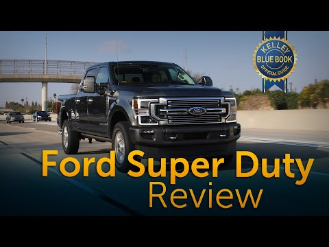 2020 Ford Super Duty | Review & Road Test