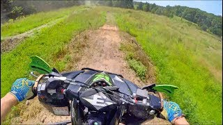 Video Fast Quad Riding (Track & Woods) MP3, 3GP, MP4, WEBM, AVI, FLV November 2017