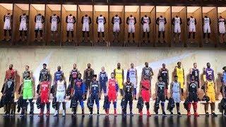 בגדי המלך החדשים: לקראת פתיחת ה-NBA