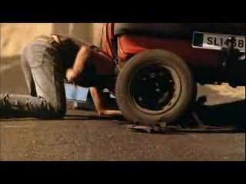 Cómo no cambiar un neumático