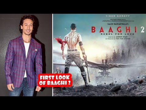 Video First Look Of Baaghi 2 | Tiger Shroff | Latest Bollywood Movies News 2017 download in MP3, 3GP, MP4, WEBM, AVI, FLV January 2017