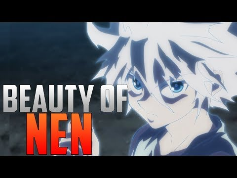 The Beauty Of Nen. A Tribute To The Best Power System (Hunter X Hunter) [60FPS]