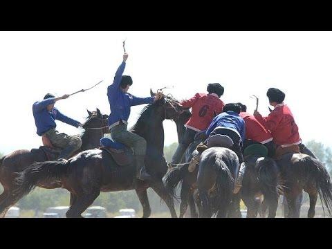 Παγκόσμιοι Νομαδικοί Αγώνες στην Κιργιζία: Δημιουργώντας πολιτιστικούς δεσμούς – focus