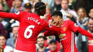 Manchester United 4 - 1 Leicester City | Pogba Scores! | Internet Reacts by Football Daily